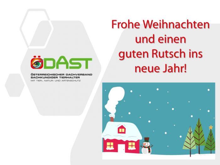 Frohe Weihnachten...